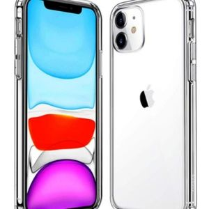 Apple iPhone 11 Clear Phone Case